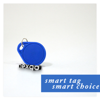 High quality low cost professional blank magnetic custom car key fob