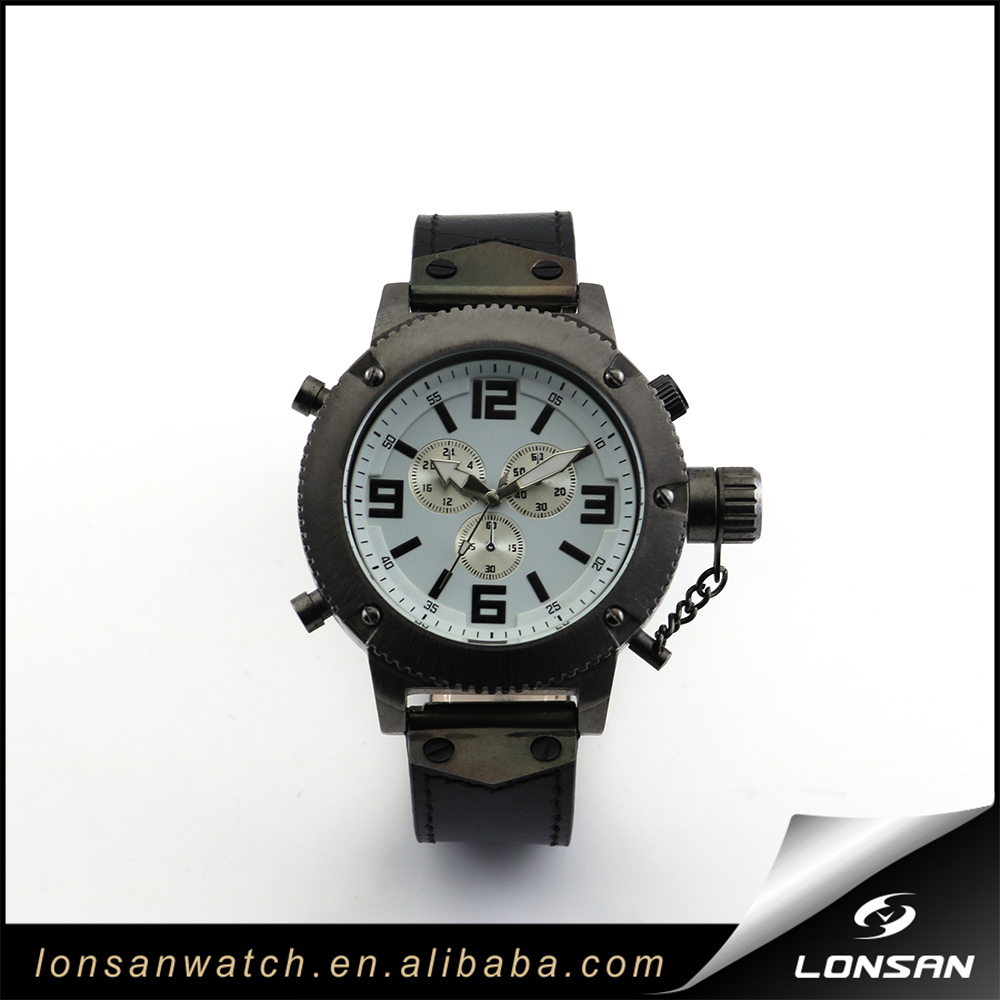 Cool Casual Man Sport Watch with Japan Movement OEM Wholesale