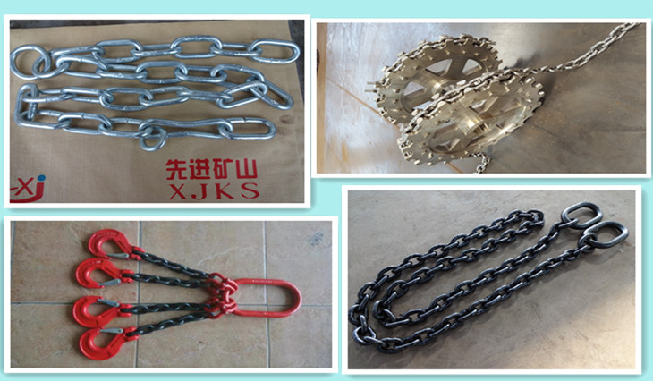 high quality aisi ss316 din766 stainless steel welded link chain for sale