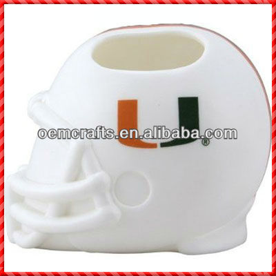 2013 brand new white head shaped travel toothbrush box