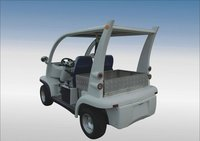 Electric Personal Carrier,electric eec approval, street legal car,2 seats plus rear cargo box EG6043KR-01