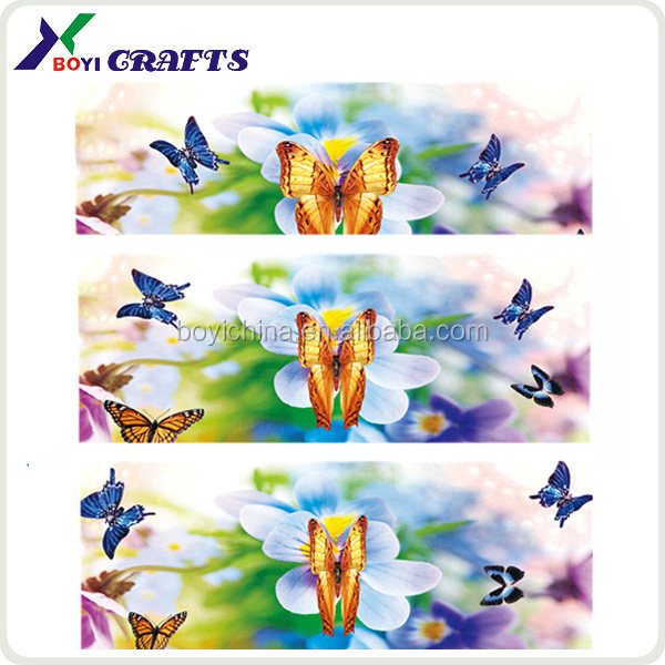 2014 chinese manufacture 3d pictures of beautiful flowers