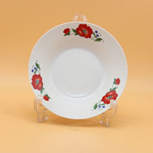 for promotion linyi produce daily use breakable <strong>plates</strong>