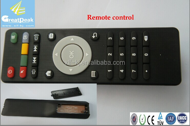 Digital satellite receiver remote control for Android tv box