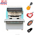 Full automatic 3d PVC key chain processing machine