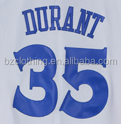 Golden State Kevin Durant #35 White Stitched National Basketball Jerseys