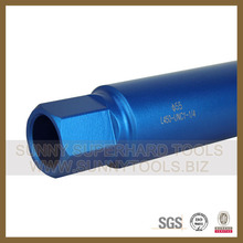 Sunny long life-span core drill bit for reinforced concrete drilling