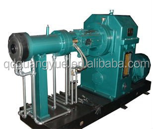 Silicone Rubber Extruding Machine
