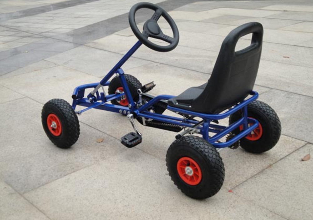 how to build a cheap go kart