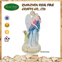 Garden decoration resin crafts fairy wings