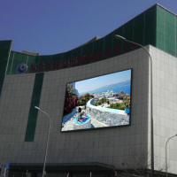 Outdoor P10 led electronic sign boards