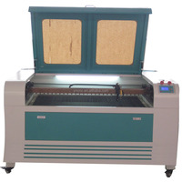 600*900mm red dot point up and down table CE FDA CO cutting machine for garment