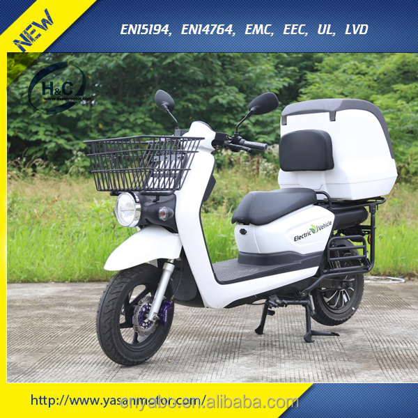 1500W big electric scooter for delivery with EEC approved