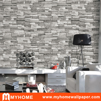 Interior Design Vinyl 3d Wallpaper For