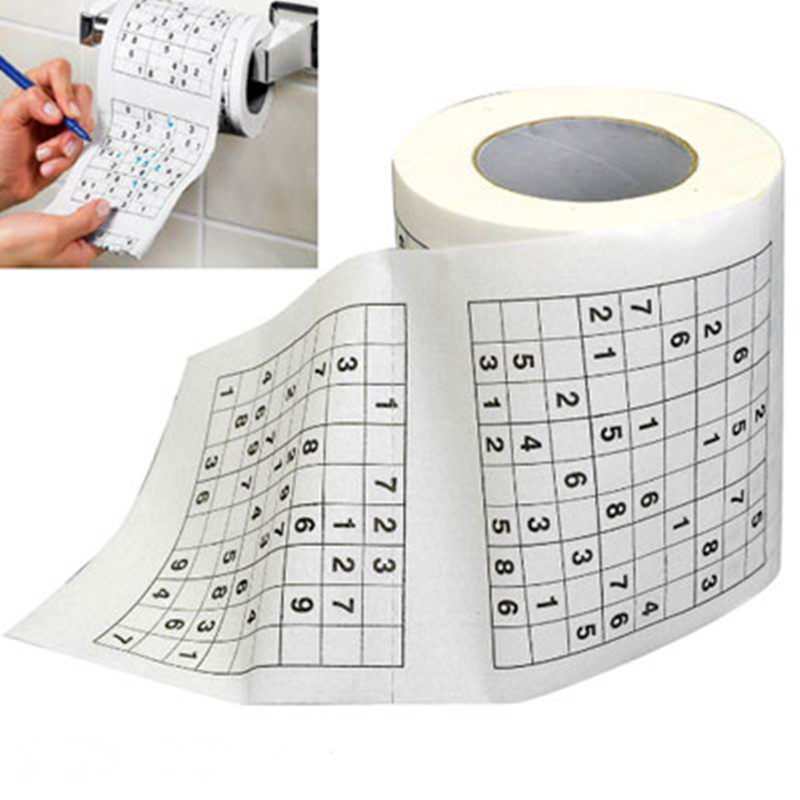 Custom Funny US Dollar Bill Napkin Toilet Tissue