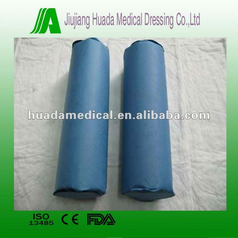 Blue paper packing surgical absorbent cotton wool roll 454g 500g