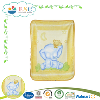 Best Selling Most popular softextile baby blanket