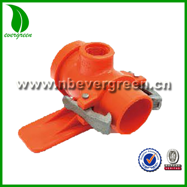 Irrigation System Pipe Saddle Joint Buy Plastic Pipe Saddlespipe