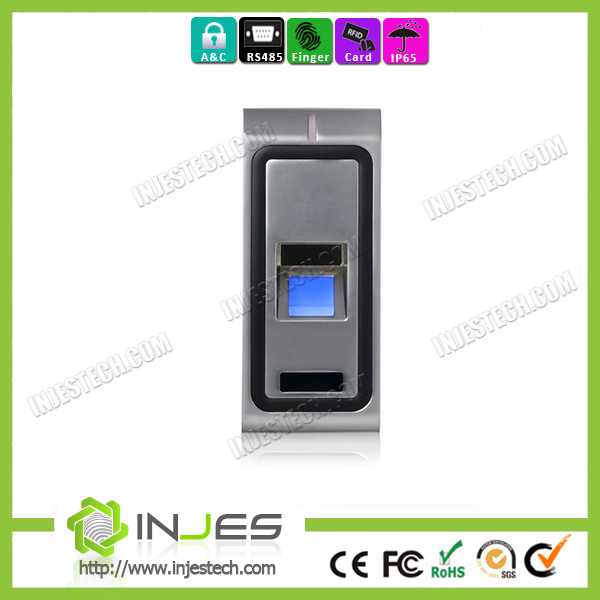 Fast Recognition Fingerprint 500 User Offline Working Metal Casing Low Price Access Control