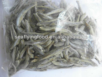 fish snacks with pollock sliced/dried anchovy
