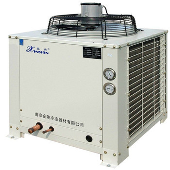 Commercial monoblock refrigeration unit