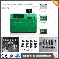 Vehicle system testing BF1178 common rail injector & pump test bench