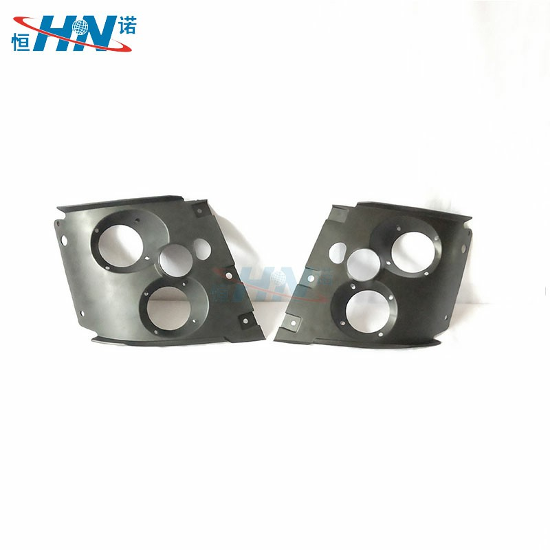 Great quality truck accessories standard size headlight bracket for volvo 82266415/82266416