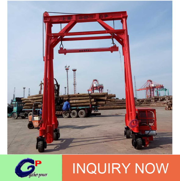 30ton 36ton 40ton container cranes for sale with easy operation