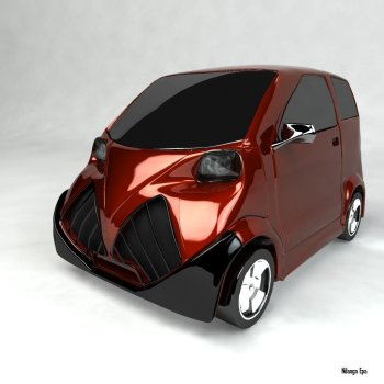 ELCA Electric car