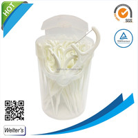 Welter's ( FD-50C ) dental customized plastic bag floss pick