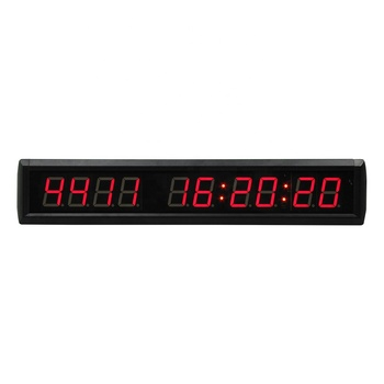Latest design electronic digital LED  christmas countdown timing clock