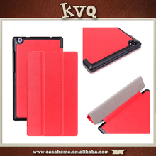 High quality OEM ultrathin folio leather case for Lenovo tab2 A8-50