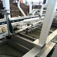 Folding and gluing machine for Standard box or double sides box