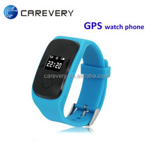 Kids smart watch gps tracking watch with phone call function, gps wrist watch phone with sos button