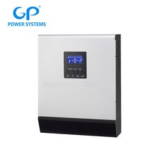 GP MPPT hybrid off grid solar power inverter 12v 24v 48v 1kw 2kw 3kw 4kw 5kw
