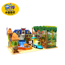 Indoor playground soft play toys business equipment for sale