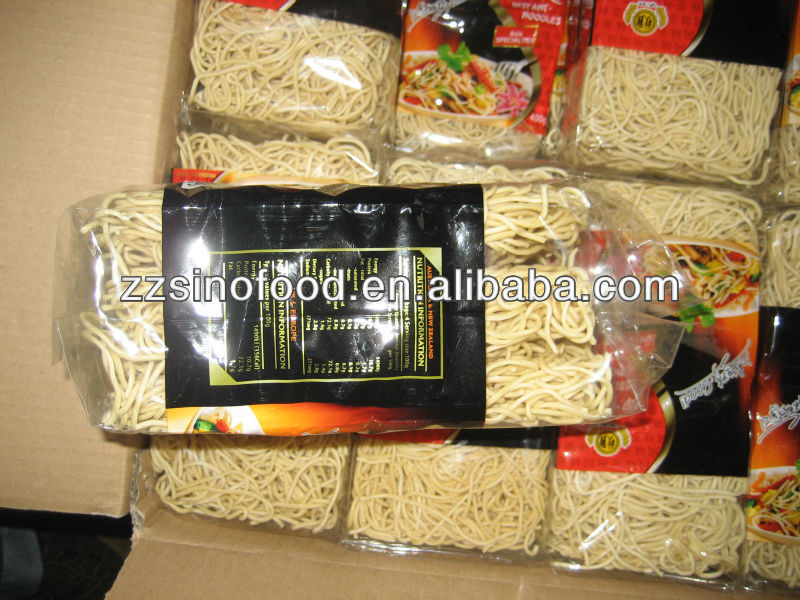 Low Fat Instant Noodles with Egg Manufacturer