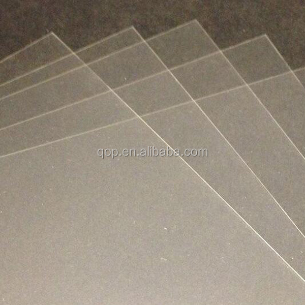 Matte 115mic clear inkjet polyester film for screen printing