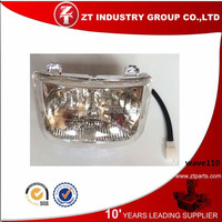 China High Quality Motorcycle Spare Parts For Honda Wave110 Head Lamp