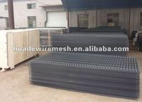 solid metal fence panel/welded metal fence panel