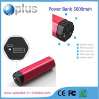 ultra & slim portable external rechargeable battery power bank/ mobile power pack