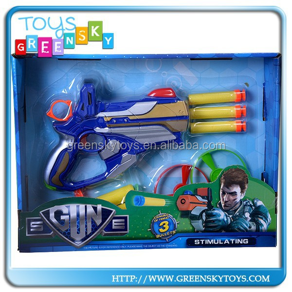 Custom Gun Game Toy Gun Simulation Self-assemble Gun