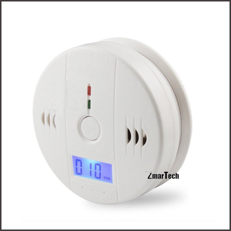 Anti gas poisoning washing room use carbon monoxide meter gas detector