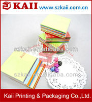 OEM business decorative sticky note with high quality supply in China