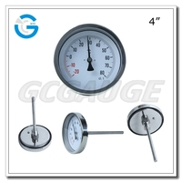High quality stainless steel industrial usage temperature testing instruments