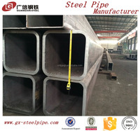 new product galvanized thick wall square steel pipe made in china