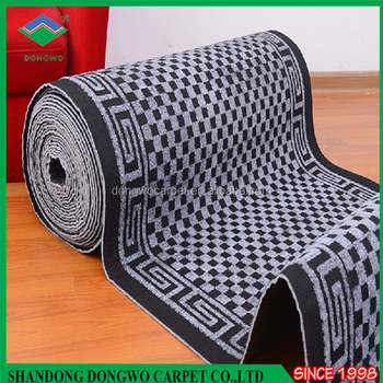 Chinese pvc plastic floor carpets and rugs roll