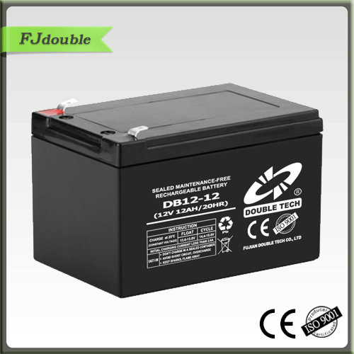 bateria 12v 12ah maintenance free battery