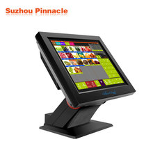 OEM cheap catering touch cash register pos system with weighing scales