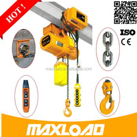 Chain Sling Type And Electric Power Source Electric Chain Hoist